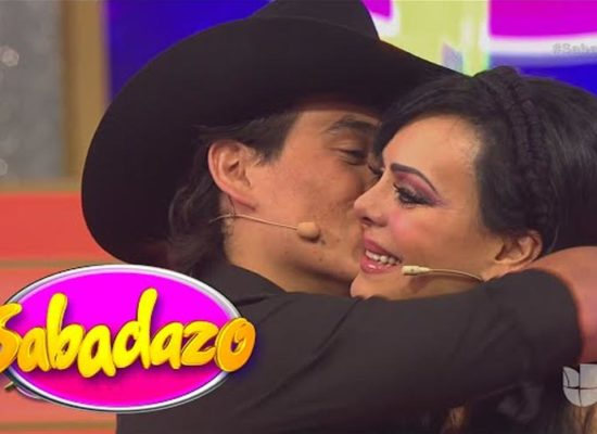Julian Figueroa y Maribel Guardia Sabadazo
